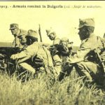 Armata-romana-in-Bulgaria-1913