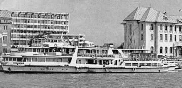 Nava de pasageri MOGOSOAIA