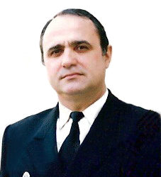 C-dor. pr. dr. Ioan Damaschin