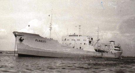 Nava PLOIESTI in rada Goteborg - 11-14 august 1968 (arhiva   c-dor Bozenovici Nicolae) (1)